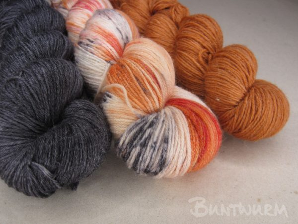 MeriBoo-Crow, Orange Spec und Rustbelt